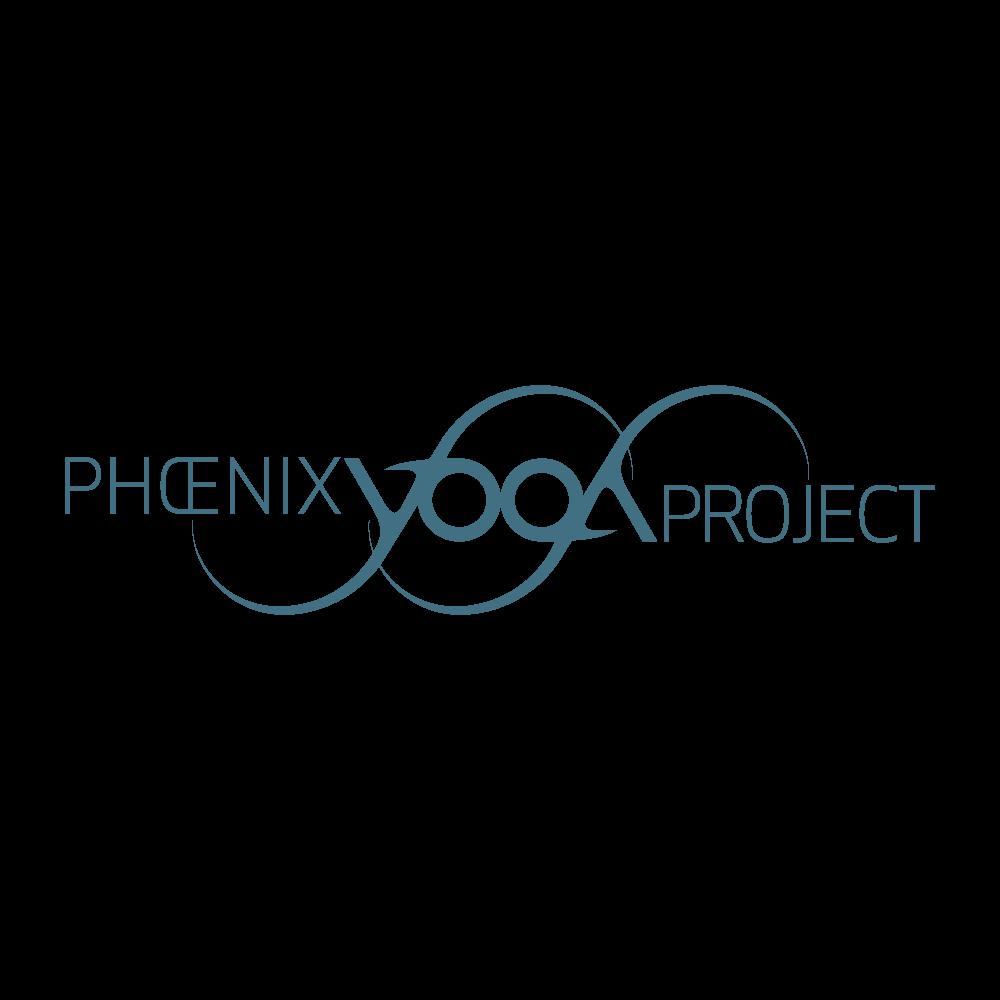 Logo Phoenix Yoga Project